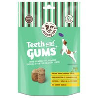 Laughing Dog Teeth and Gums Dog Treats 125g big image