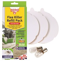 Zero In Flea Killer Refill Pack big image