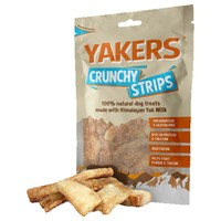 Yakers Crunchy Strips 70g big image