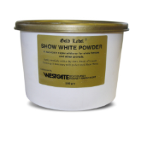 Gold Label Show White Powder for Horses 500g big image