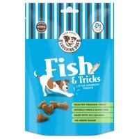 Laughing Dog Fish & Tricks Dog Treats 125g big image