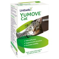 Lintbells YuMOVE Cat (60 Capsules) big image