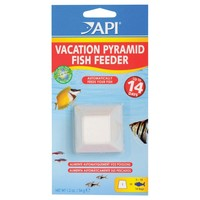 API 7 Day Holiday Pyramid Fish Feeder big image