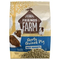 Supreme Tiny Friends Farm Gerty Guinea Pig Tasty Nuggets 1.5kg big image