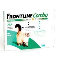 Frontline Combo for Cats big image