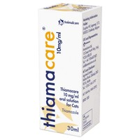 Thiamacare 10mg/ml Oral Solution for Cats 30ml big image