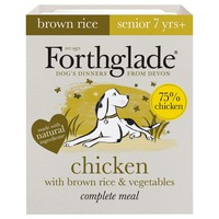 Forthglade Complete with Brown Rice Senior Food (Chicken & Veg) big image