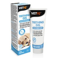 VetIQ Teething Gel for Puppies 50g big image