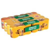 Pedigree Adult Wet Dog Food Tins in Jelly (Mixed Selection) big image