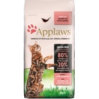 Applaws Adult Dry Cat Food (Chicken with Salmon) big image