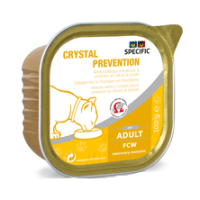 Specific Crystal Prevention FCW Adult Feline (7 x 100g Foils) big image