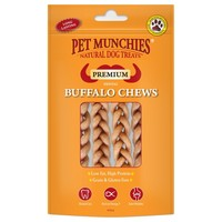 Pet Munchies Premium Dental Buffalo Chew for Dogs big image