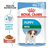 Royal Canin Mini Puppy Wet Dog Food in Gravy big image