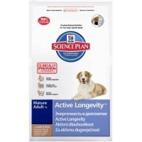 Hills Science Plan Mature 7+ Active Longevity Medium Adult Dog Food (Lamb) big image