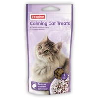 Beaphar Calming Cat Treats 35g big image