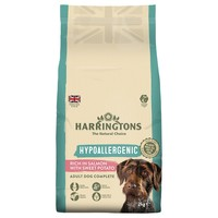 Harringtons Complete Hypoallergenic Dry Food for Adult Dogs (Salmon with Sweet Potato) 5kg big image