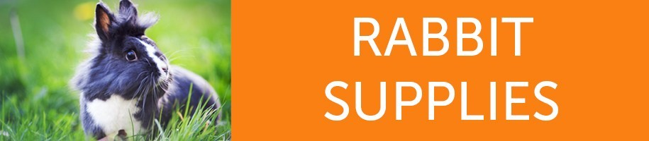 Rabbit Supplies Category Banner