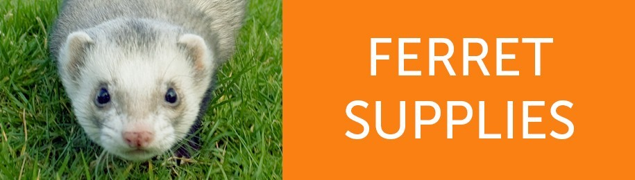 Ferret Supplies Category Banner